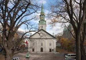 Cathédrale Holy Trinity Québec