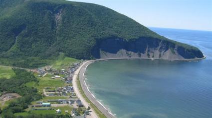 Mont Saint-Pierre Gaspsie