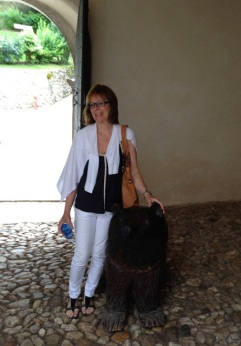 Italie, août 2014