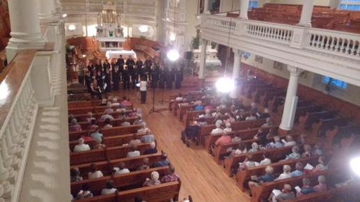 Concert à Saint-Sylvestre JP